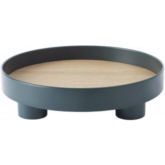 Platform tray - dark green