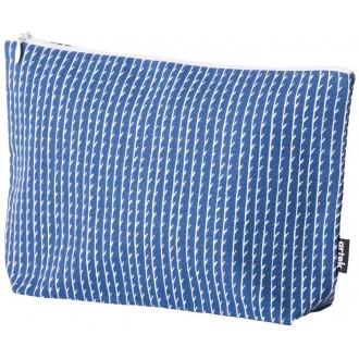 29x18,5cm - bleu / blanc -...