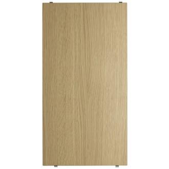58x30cm - 3-pack shelves - Oak