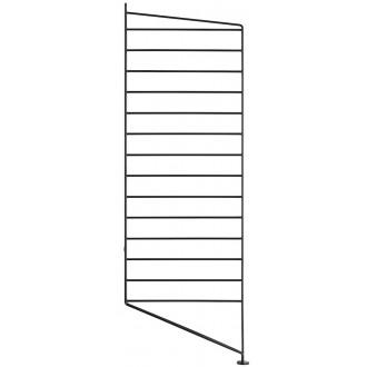 Floor - 85x30cm - black