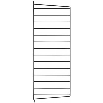 Wall - 75x30cm - black
