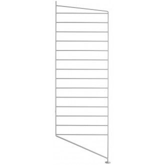 85x30cm - montant sol - gris