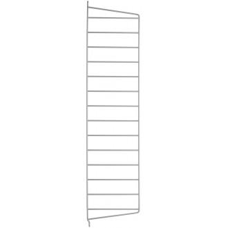 75x20cm - montant mur - gris
