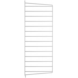 75x30cm - montant mur - gris