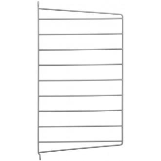50x30cm - montant mur - gris