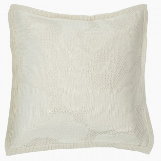 Unikko - knitted cushion...