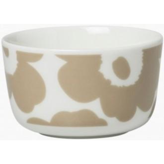 bowl 2,5dl - Unikko - beige...