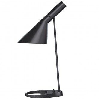 black - AJ table lamp