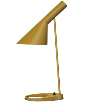 yellow ochre - AJ table lamp
