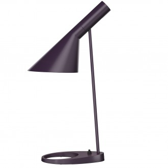 aubergine - AJ table lamp