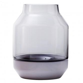 grey - Elevated vase
