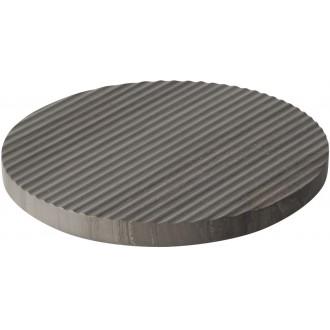 Ø16cm - grey - Groove Trivet