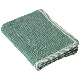EPUISE - vert - plaid Ripple