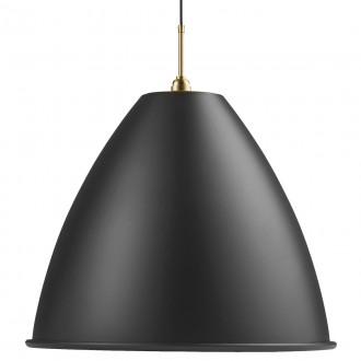 Ø40cm - soft black / brass...