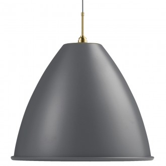 Ø40cm - grey / brass - BL9 L