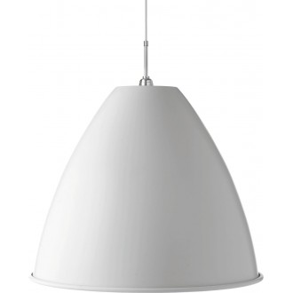 Ø40cm - soft white / chrome...