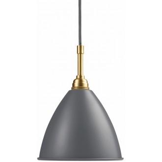 Ø21cm - grey semi matt /...