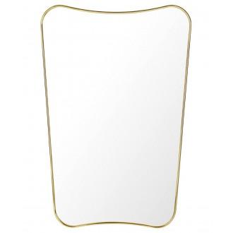 54x80cm - miroir laiton -...