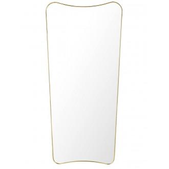 69x146cm - miroir laiton -...