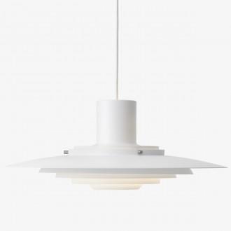 Ø70cm - matt white - P376 KF2