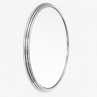 chrome - Ø46cm - miroir...