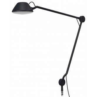 black - plug-in lamp AQ01