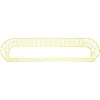 yellow - Loop shelf