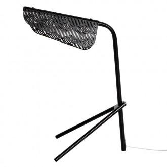 black table lamp -...