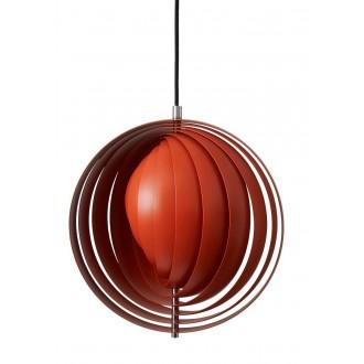 Ø34cm - orange - Moon pendant