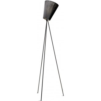 lampadaire Oslo Wood -...