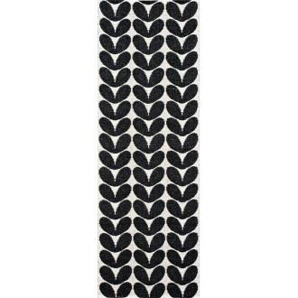 noir - Karin - tapis plastique