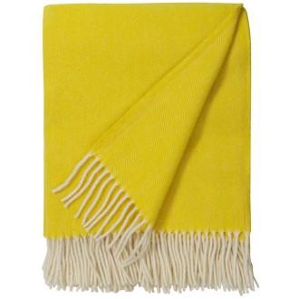 soufre - Mono - plaid laine