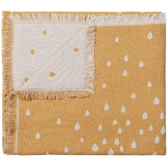 soleil - Raining - plaid laine