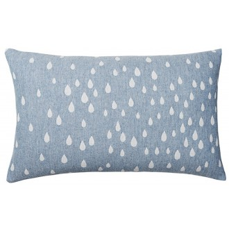sky - cushion - Raining -...