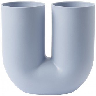light blue Kink vase