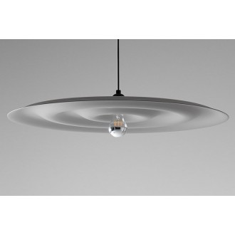 grey white - pendant lamp w171
