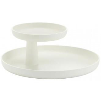 white - Rotary Tray