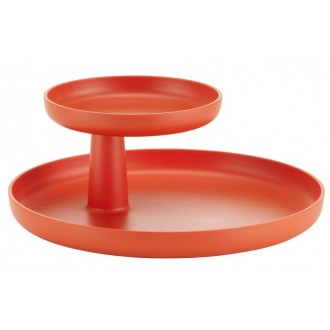 rouge coquelicot - Rotary Tray