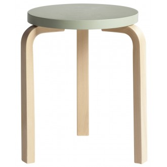 green / birch - Stool 60 -...