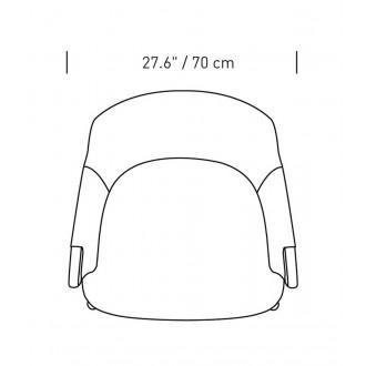coussins pour fauteuil CH71