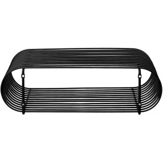 black - Curva shelf*