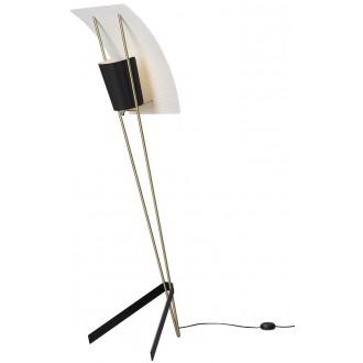 G30 floor lamp - black & white