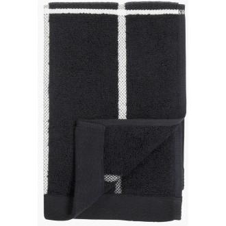 serviette 30x50cm - noir,...