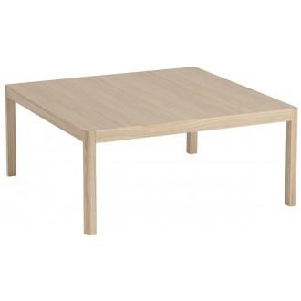 86 x 86 cm - chêne - table...