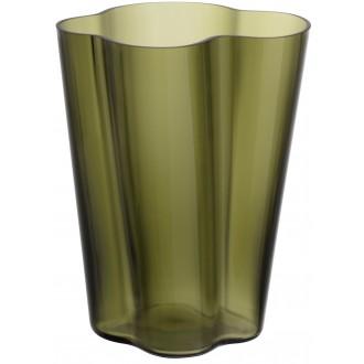 vase Aalto 270 mm, moss green