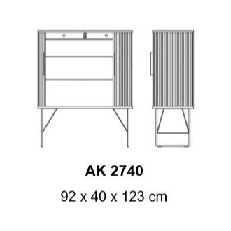 AK2740
