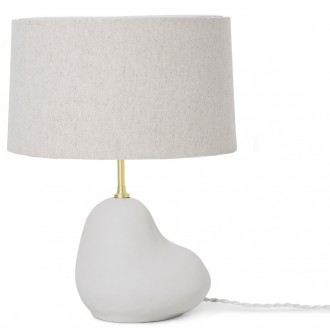 Hebe lamp - small off-white...