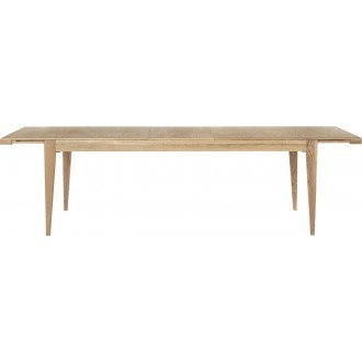 S-Table extendable – Oiled Oak