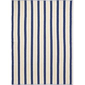 bleu - plaid Pinstripe