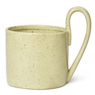 mug – Flow yellow